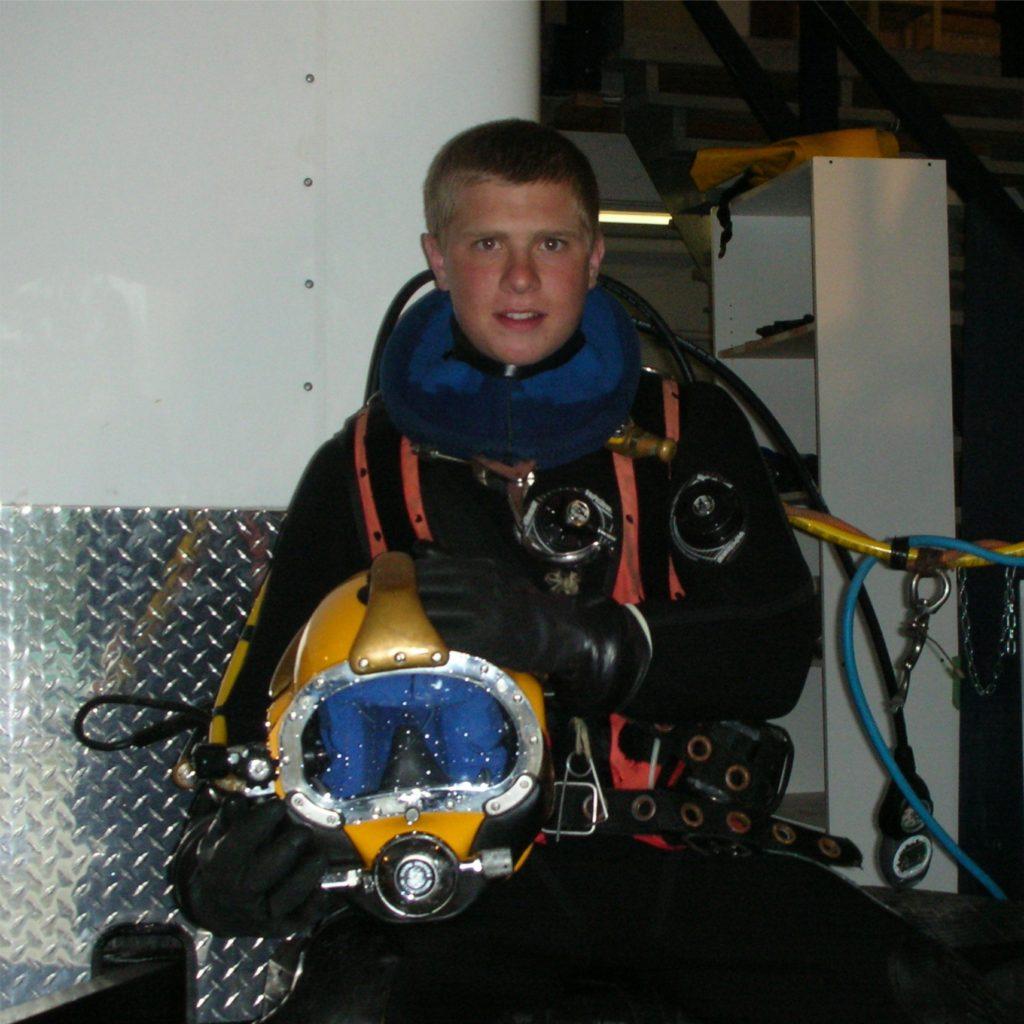 Apprentice Diver